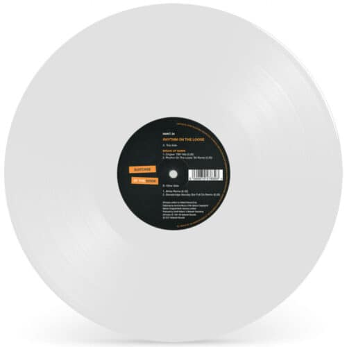 Rhythm On The Loose - Break OF Dawn (White) - NWKT24 - NETWORK RECORDS