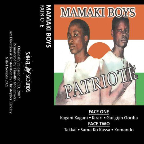 Mamaki Boys - Patriote - SS065CS - SAHEL SOUNDS
