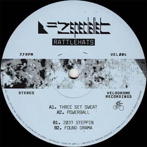PZ Specialist - Rattlehats - VEL004 - VELODROME RECORDINGS