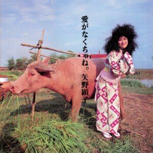 Akiko Yano - Ai Ga Nakucha Ne - WWSLP47 - WEWANTSOUNDS