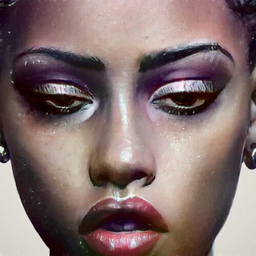 Rochelle Jordan - Play With The Changes - YAR028LP - YOUNG ART