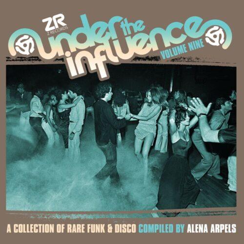 Various/Alena Arpels - Under The Influence Vol.9 - ZEDDLP053 - Z RECORDS