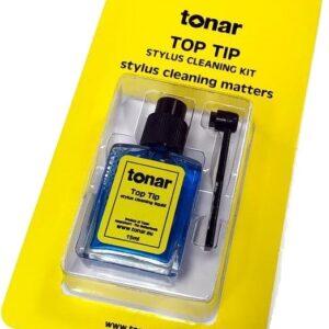 Tonar - Top-Tip Stylus cleaning brush + fluid - 5553 - TONAR