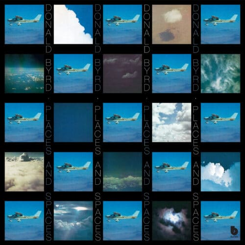 Donald Byrd - Places & Spaces - 602435968001 - BLUE NOTE