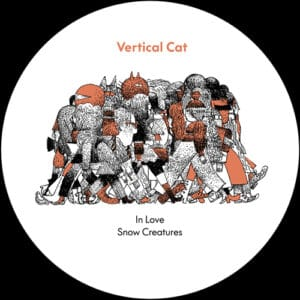 Vertical Cat - In Love EP - ACHY003 - ACHINGLY