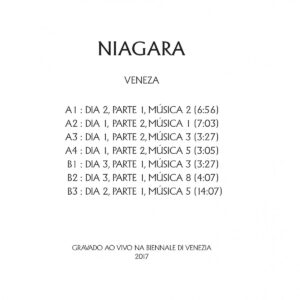 Niagara - Veneza - ASC006 - ASCENDER