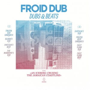 Froid Dub - Dubs & Beats From An Iceberg Cruising - DEL10 - DELODIO