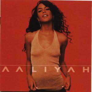 Aaliyah - Aaliyah - ERE674 - BACKGROUND RECORDS