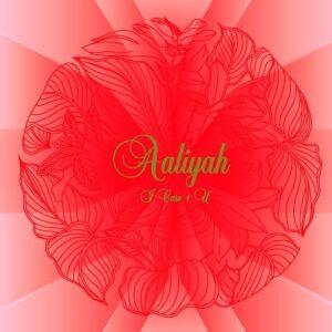 Aaliyah - I Care 4 U - ERE676 - BACKGROUND RECORDS
