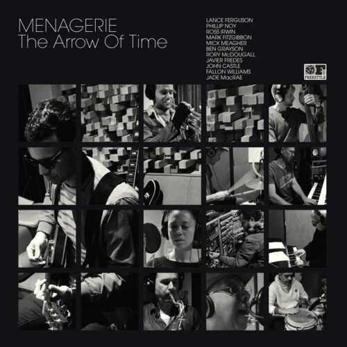 Menagerie - The Arrow of Time - FSRLP122 - FREESTYLE RECORDS