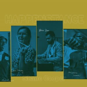 Shane Cooper - HAPPENSTANCE - KR42 - KIT RECORDS