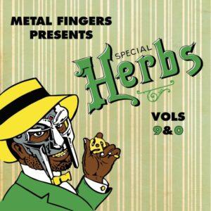 MF Doom - Special Herbs Vol.9&0 - MFR266 - METALFACE