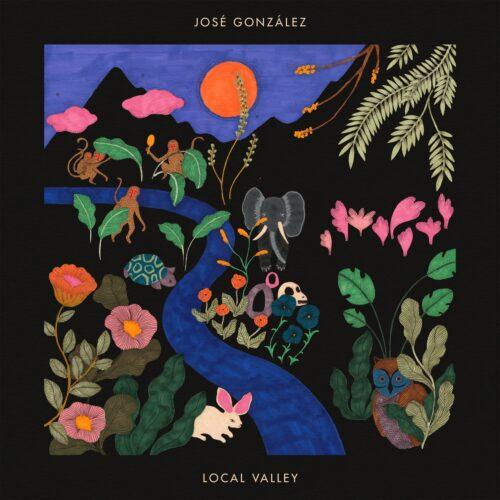 José González - Local Valley (Green Translucent Vinyl) - SLANG50374X - CITY SLANG