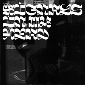 DJ Manny - Signals In My Head - ZIQ435 - PLANET MU