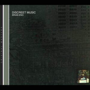 Brian Eno - Discreet Music - 602567750376 - VIRGIN