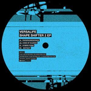 Versalife - Shape Shifter 2 EP - DSR-E12 - DELSIN