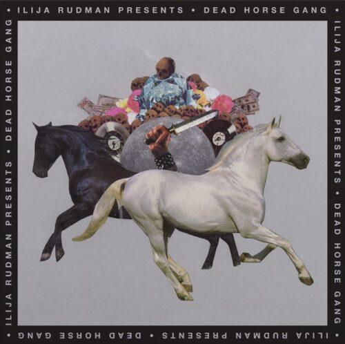 Ilija Rudiman/Dead Horse Gang - Where Wild Horses Go - FD-004TAPE - FORBIDDEN DANCE