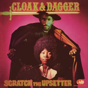 Lee Scratch Perry - Cloak & Dagger - MOVLPB2649 - MUSIC ON VINYL