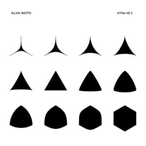 Alva Noto - Hyb:rid - N-056-2 - NOTON