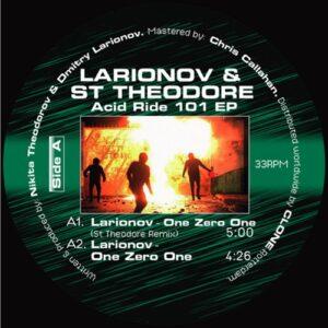 Larionov/St Theodore - Acid Ride 101 - RET013 - ROTTERDAM ELECTRONIX ?
