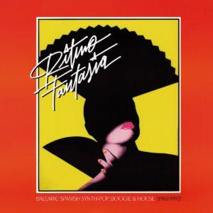 Various - Ritmo Fantasía: Balearic Spanish Synth?-?Pop