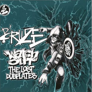 D'Cruze - Watch Out (The Lost Dubplates) - SUBBASE83 - SUBURBAN BASE RECORDS