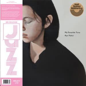Ryo Fukui - My Favorite Tune - WRJ011LTD - WE RELEASE JAZZ
